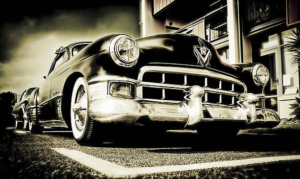 motography aka Phil Clark - Chopped Cadillac Coupe