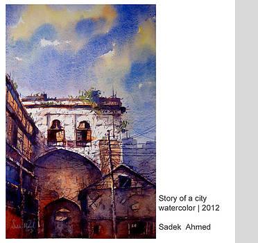 Choto katra by Sadek Ahmed