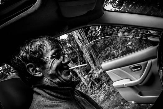 Chris B. by Sean Heriot