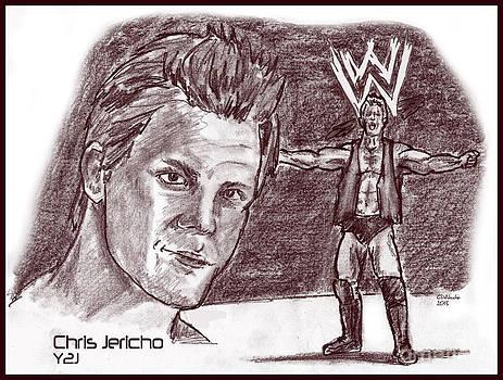 Chris  DelVecchio - Chris Jericho- Y2J