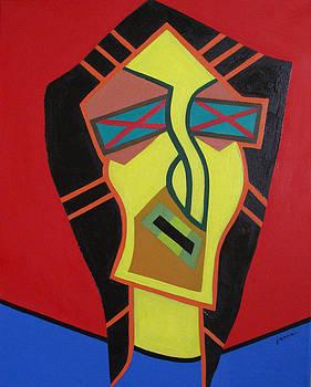 Christ 10 by Wal Jarosz