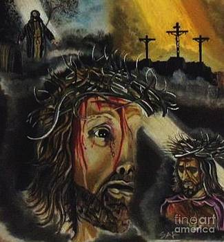 Christ The King / The Lord   by Stephan  Rowland