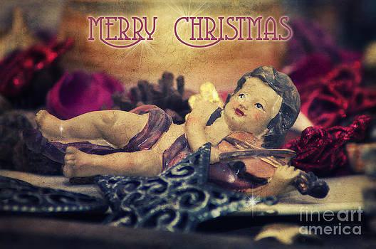 Angela Doelling AD DESIGN Photo and PhotoArt - Christmas Angel II