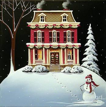 Christmas at Grandma and Grandpa's by Catherine Holman