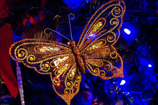 Mick Anderson - Christmas Butterfly