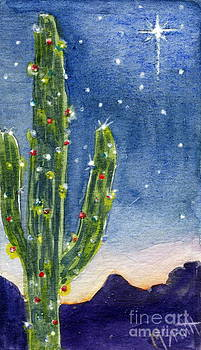 Marilyn Smith - Christmas Cactus
