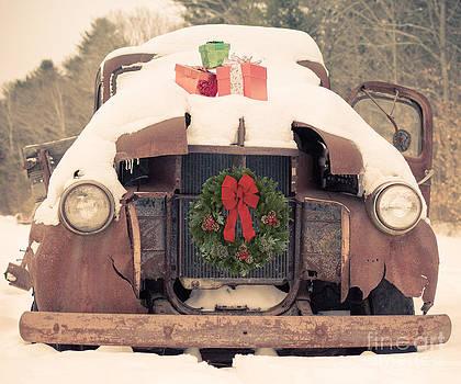 Edward Fielding - Christmas Car Card