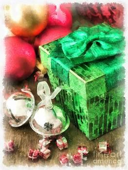 Edward Fielding - Christmas Card