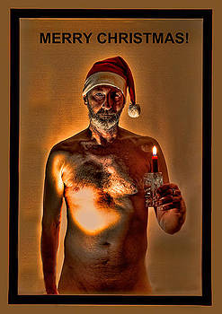Christmas card. by Konrad Ragnarsson