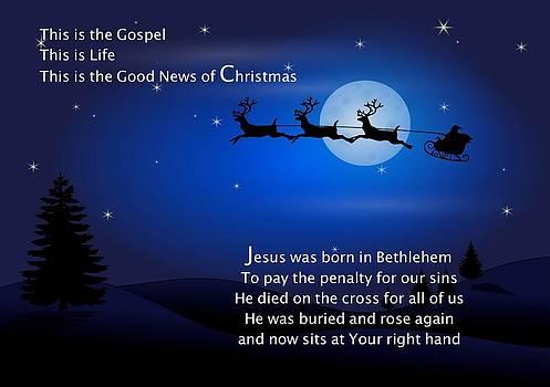 Christmas Card by Mark Behrens