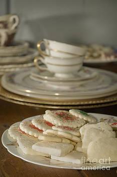 Christmas Cookies by Cynthia Holling-Morris