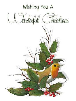 Joyce Geleynse - Christmas Greeting