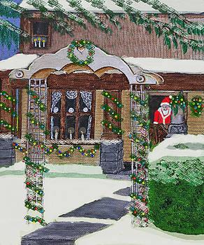 Christmas Home by Gordon Wendling