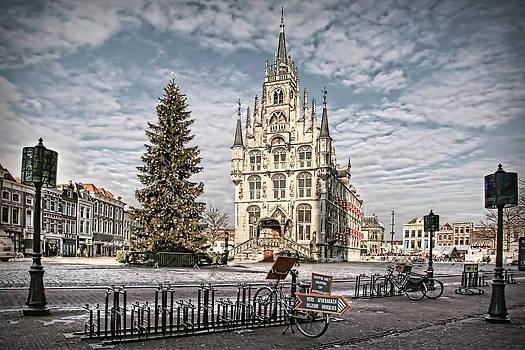 Christmas in Gouda by Annie  Snel