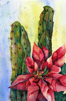 Christmas in the Desert by Pamela Shearer