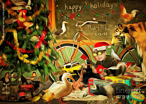 Wingsdomain Art and Photography - Christmas Mornings Are Magic 20140923