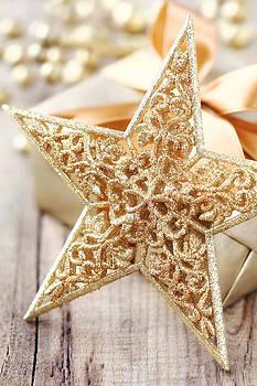 Christmas ornament by Jelena Vasjunina