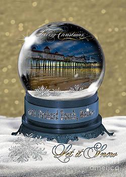Brenda Giasson - Christmas Pier OOB Maine