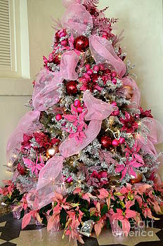 Mary Deal - Christmas Pink