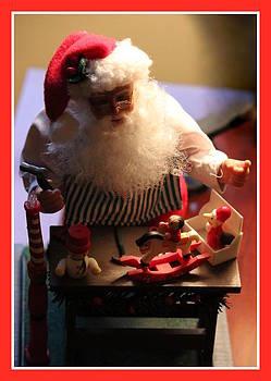 Rosanne Jordan - Christmas Santa