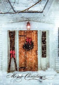Brenda Giasson - Christmas Skis
