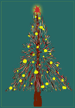Christmas Tree 2014 by John Clemmer Photography