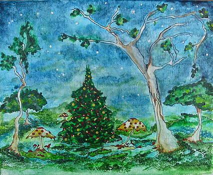 Christmas Tree by Natalie Singer