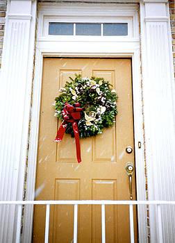 Christmas Welcome by Brenda Ruark