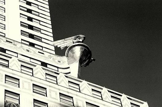 'Chrysler Building Detail' by Liza Dey