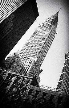 Chrysler Building by Peter Aitchison