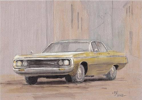 Chrysler Newport by Milena Gawlik