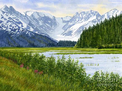Sharon Freeman - Chugach Glacier View