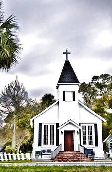 Church In A Small Town by Linda Blair