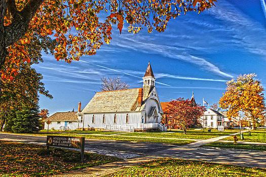 Randall Branham - Church Little town America