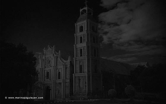Church by Marino Pagulayan