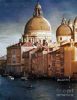 Church of Santa Maria della Salute by Pamela Roehm