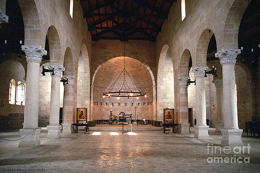 Church of the Nativity in Bethlehem by Gerald MacLennon