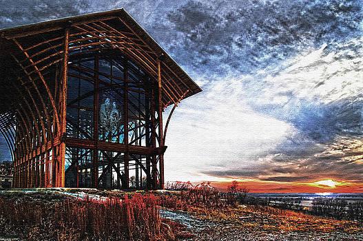 Randall Branham - Church on Platte River
