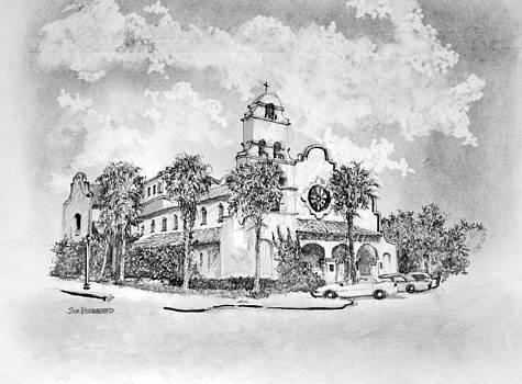 Jim Hubbard - Church on the Square