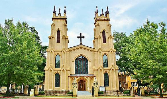 Paulette Thomas - Church