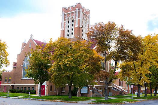 Church  by Randy Giesbrecht