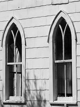 Church Windows by Gale Cochran-Smith