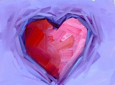 Churning Love by Mary Byrom