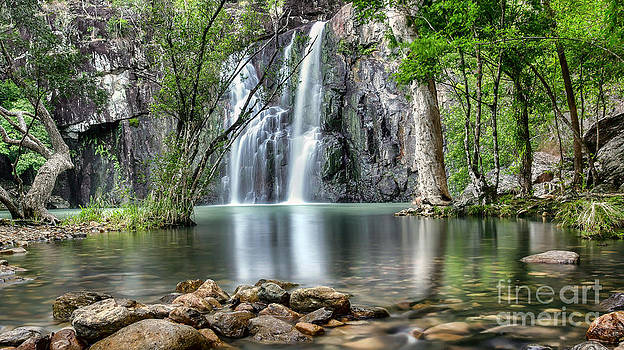Cider Creek Falls by Shannon Rogers