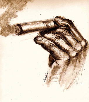 Cigar by Dallas Roquemore