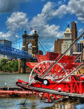 Mel Steinhauer - Cincinnati Landmarks 1
