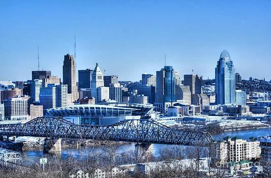 Mel Steinhauer - Cincinnati Winter Blues