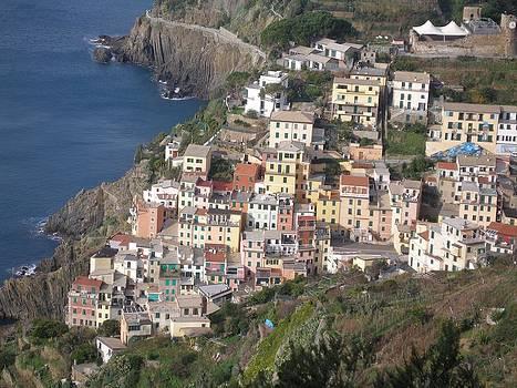 Cinque Terre by Jon Dallas