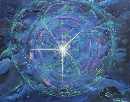 Circle of Growth by Judy M Watts-Rohanna