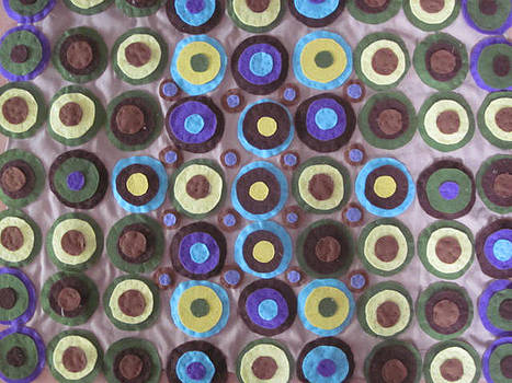 Circles and Dots by Cherie Sexsmith